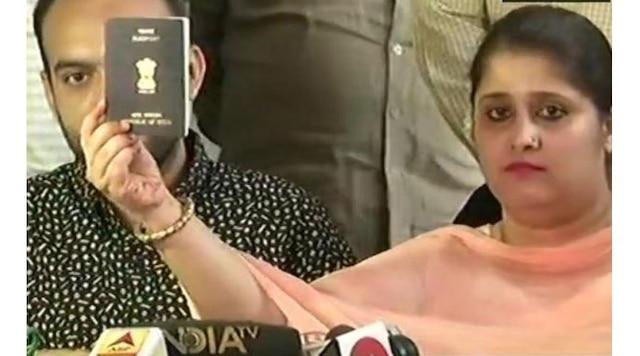Twist in Lucknow passport case, Police may seize Tanvi Seth's passport