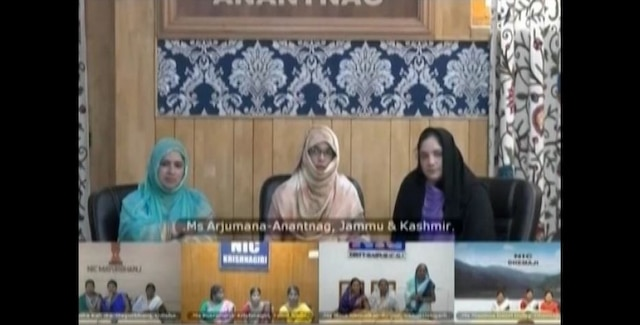 Anantnag: Woman feared terrorist attack for praising Modi, PM directs security