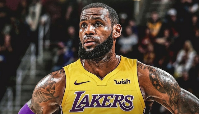 LeBron seals $154 million deal with Los Angeles Lakers