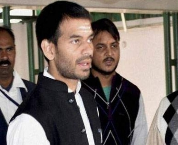 FB account hacked by BJP to create rift in family: RJD leader Tej Pratap