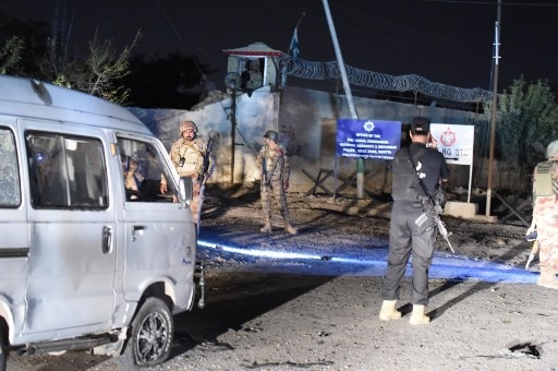 Rocket attack in Balochistan: 6 Pak security personnel killed, 2 injured