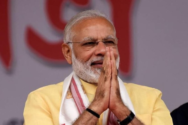PM Modi gets United Nation's highest Environmental honour 'Champions of the Earth Award'