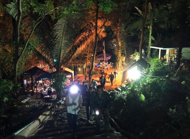 Thailand cave rescue: Elon Musk team working on escape pod design