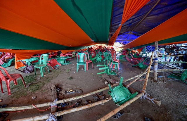 Centre seeks report from Mamata govt on tent collapse incident in PM Modi's Midnapore rally