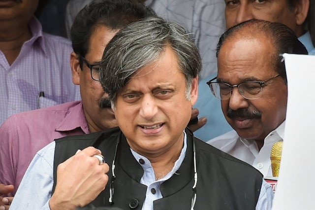Shashi Tharoor wades into another row with comments on PM Modi's headgear