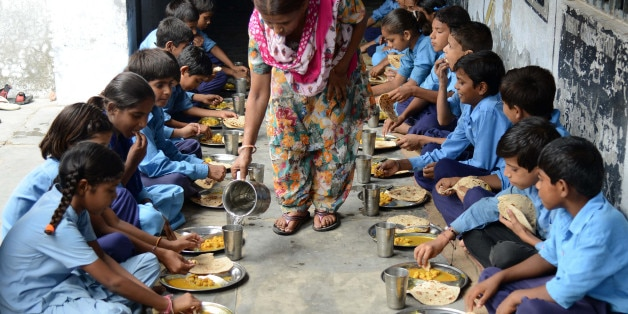 New Delhi: 9, including 8 kids, hospitalised after consuming mid-day meal at Anganwadi centre