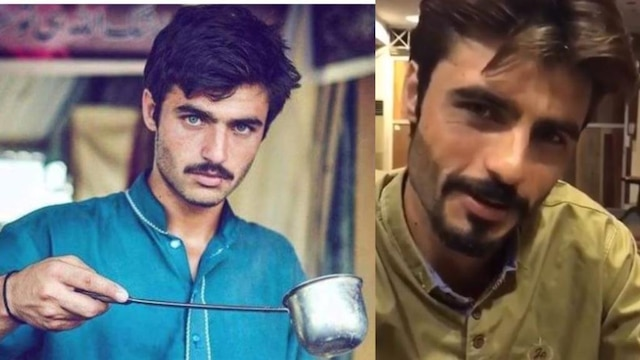 Famous blue eyed chaiwala turned model Arshad Khan from Pakistan, has this major regret in his life!