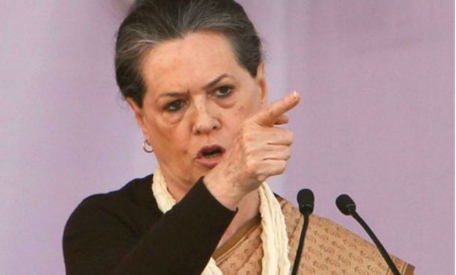 PM's rhetoric reflects reverse countdown of his government has begun: Sonia Gandhi during CWC meeting