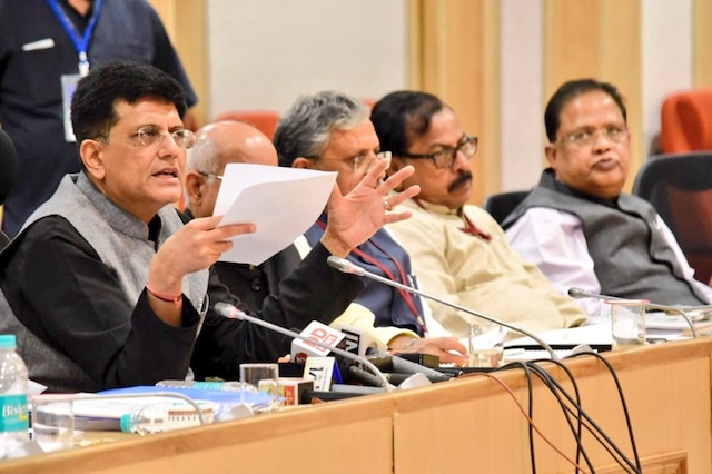 Indian deposits in Swiss Bank reduced by 80% between 2014-2017: Piyush Goyal