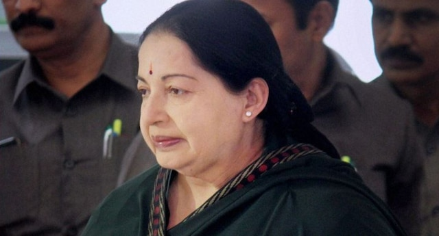 Tamil Nadu govt submits video of Jayalalithaa in HC to refute woman's claim