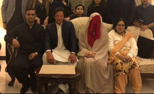 Pakistan: Imran Khan's wife Bushra Maneka congratulates nation on PTI victory