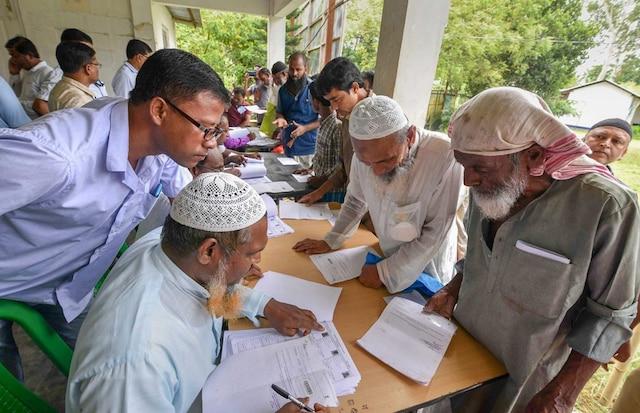 Assam woman commits suicide ahead of NRC list