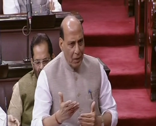 NRC row: 'This isn't final list, only draft; entire procedure is fair and transparent' says Home Minister Rajnath