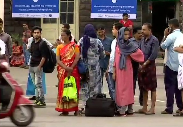 Commuters suffer because of strike over Road Transport and safety bill in Kerala