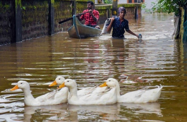 Rescued over 3,600 persons in flood-hit Kerala: Defence Ministry