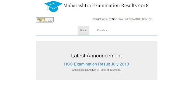 Maharashtra MSBSHSE HSC 12th Supplementary Result declared at mahresult.nic.in
