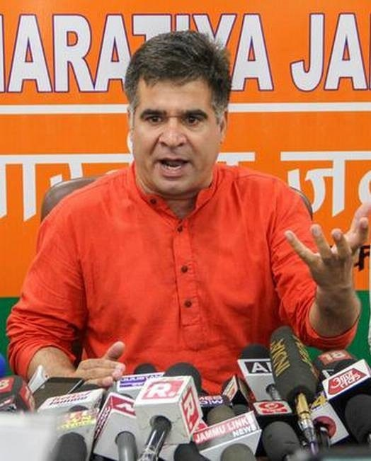 WATCH VIDEO: BJP J&K Chief caught on tape saying 'New state governor is humara banda'