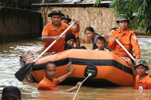 IMD says Northeast faces 27% shortfall in rainfall; Nagaland seeks Rs 800cr flood relief