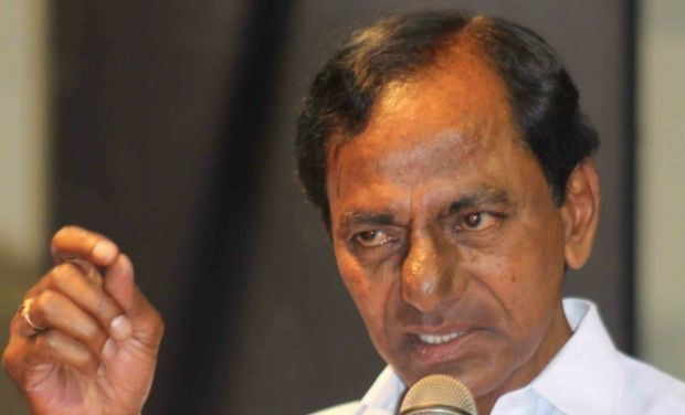 India is not your father's 'jagir', KCR tells PM Narendra Modi