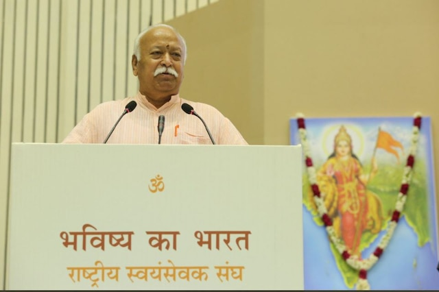No Hindutva without place for Muslims: RSS chief  Mohan Bhagwat
