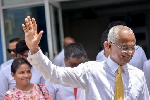 Maldives News: Ibrahim Mohamed Solih wins Maldives' Presidential Election 2018