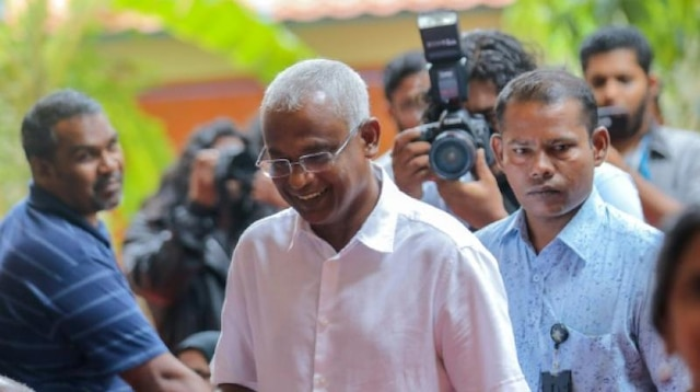Maldives: Ibrahim Mohamed Solih wins presidential election, Abdulla Yameen concedes defeat