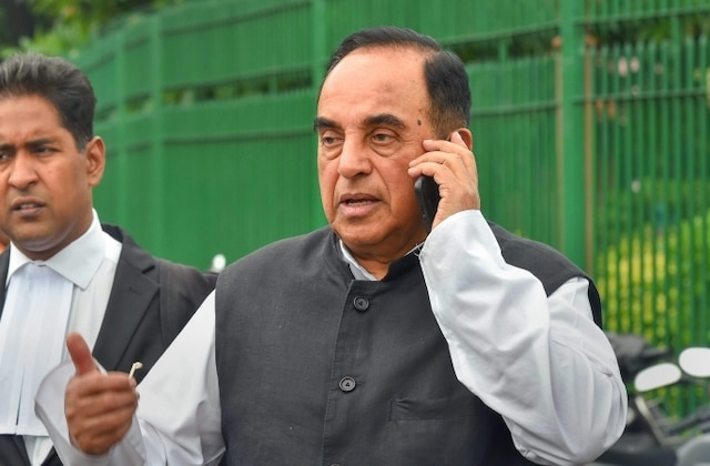 Aadhaar is now just an identity card: Subramanian Swamy after Supreme Court verdict