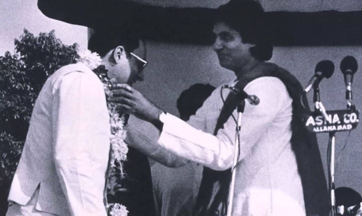 Amitabh Bachchan, Rajiv Gandhi and a tale of two families