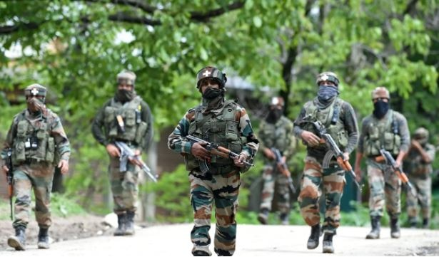 6 terrorists killed in an encounter with security forces in Anantnag; gun-battle underway