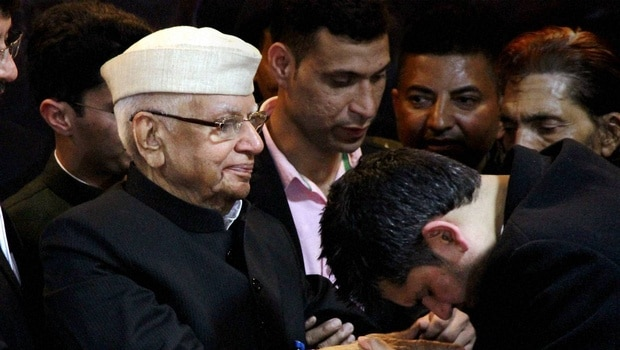 Former Governor, four-time CM ND Tiwari passes away; 5 things you should about veteran Congress leader
