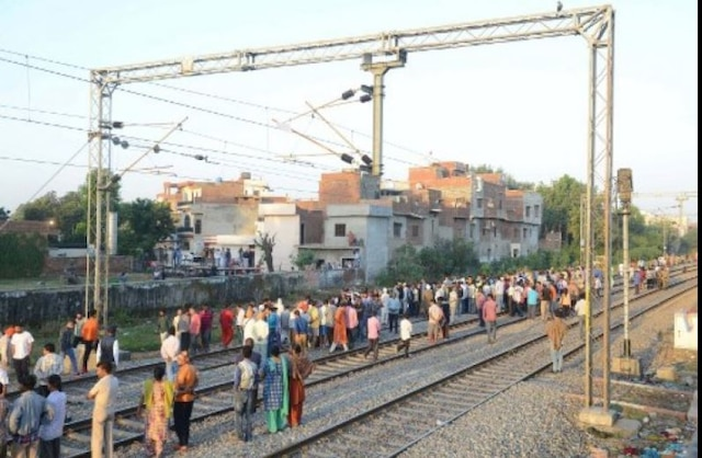 Amritsar Train Accident: No train movement on track even after 36 hours; Gateman says 'not responsible' for mishap