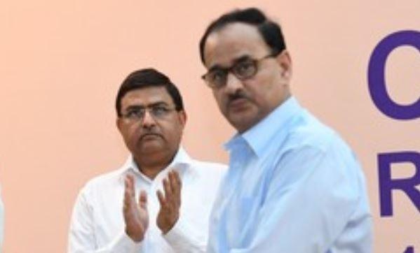 CBIfeud: CBI DSP AK Bassi who was investigating in Rakesh Asthana case transferred
