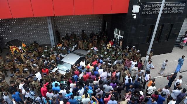 Sri Lanka crisis worsens: 1 dead, 3  injured in after guard of sacked minister Arjuna Ranatunga opens fire