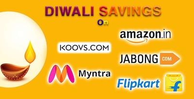 Diwali Online Shopping Offers