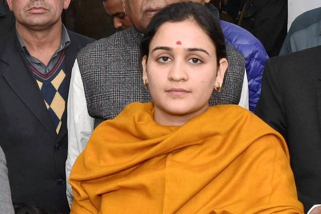 Mulayam's daughter-in-law Aparna Yadav says 'Ram Mandir should be built in Ayodhya'