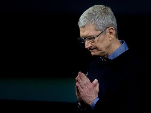 Apple CEO Tim Cook is big believer in India; Says weak currency just speed bumps
