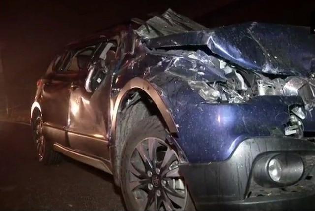 Delhi: Drunk girl rams car across divider in Punjabi Bagh; 1 dead, 2 severely injured