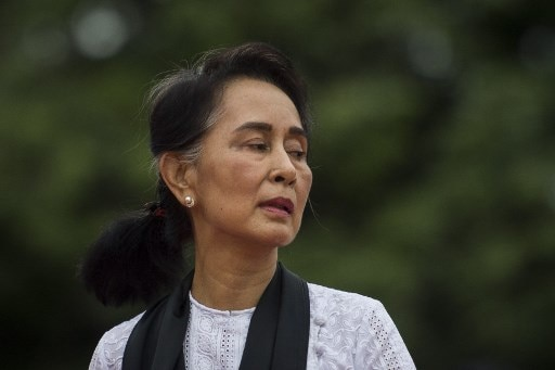 Amnesty International strips Aung San Suu Kyi of highest honour over 'indifference to Rohingyas'