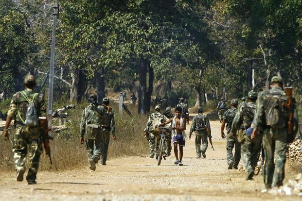 Chhattisgarh Assembly Election 2018: 5 BSF jawans, civilian injured in blast by Maoists in Bijapur