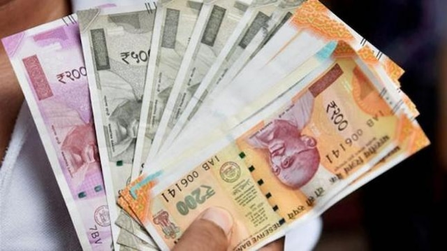 INR vs USD: Indian rupee rises 67 paise against US dollar on falling crude prices