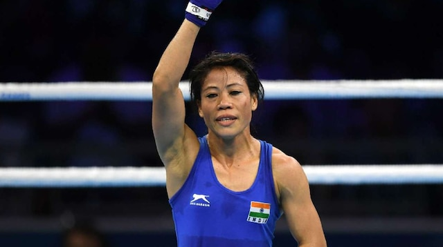 Mary Kom assured of a record 7th medal after advancing to the semifinal of Women's World Boxing