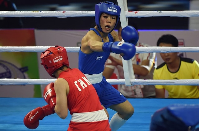 World Boxing Championship: Mary Kom in Final, Mary Kom Will Fight For Gold Medal in World Boxing Championship
