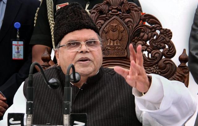 Centre wanted me to install Sajad Lone as Jammu and Kashmir CM, says Gov. Satya Pal Malik