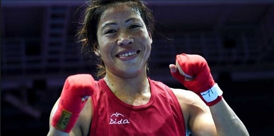 Mary Kom dedicates her win to India after winning gold in Women's World Boxing Championship