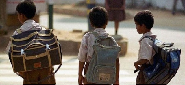 Good News! No homework for students of classes I and II, HRD ministry directs schools