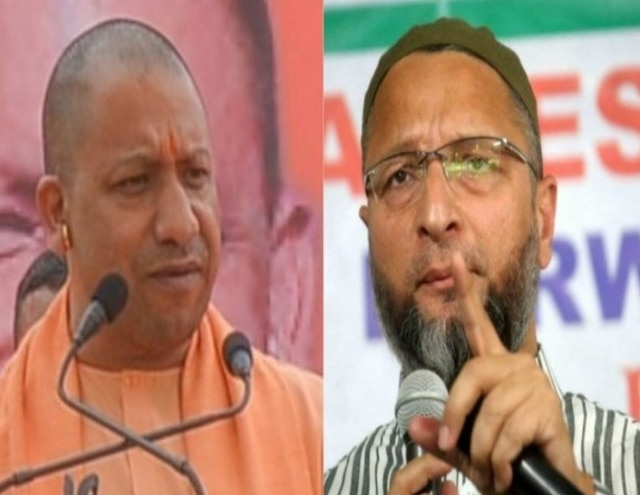 AIMIM Chief Owaisi hits back at UP CM Adityanath over his 'flee Hyderabad' jibe