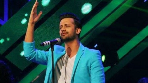 Pakistani singer Atif Aslam brutally trolled for singing Indian song at Pak Independence Day parade