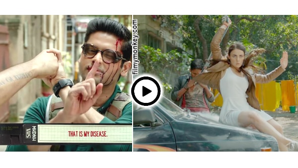 Mard Ko Dard Nahi Hota TRAILER: Bhagyashree's son Abhimanyu Dassani nails with his action in his debut movie!