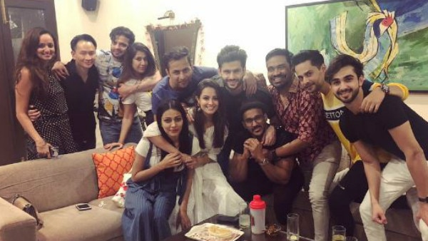 Ankita Bhargava celebrates her birthday with hubby Karan Patel & friends!