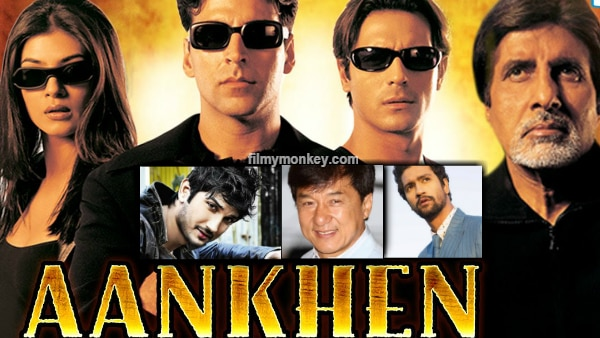 Aankhen 2 announced: Amitabh Bachchan to be joined by Jackie Chan? Film to star Vicky & Sushant Singh Rajput too?